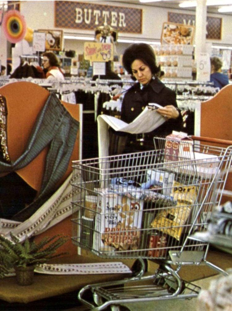 Old Red Owl supermarket - 1970 - 5