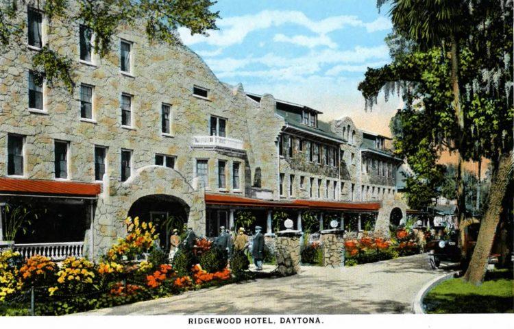 Old Ridgewood Hotel - Daytona - Florida