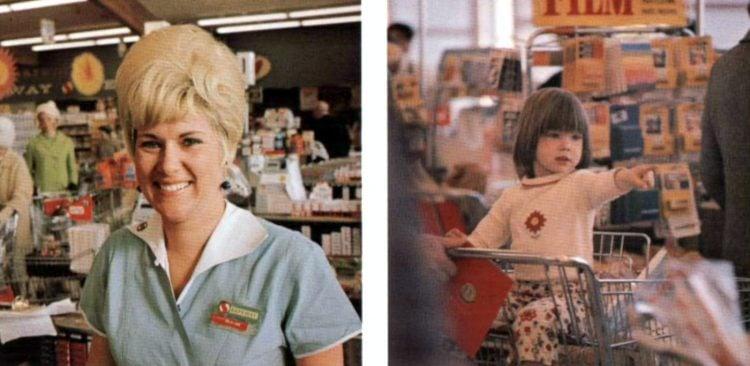 Old Safeway supermarket - 1970 - 12