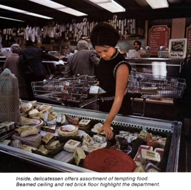 Old Safeway supermarket - 1971 - 11-001