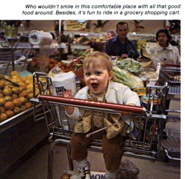 Old Safeway supermarket - 1971 - 11-002