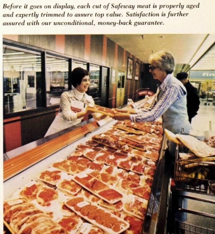 Old Safeway supermarket - 1977 - 5