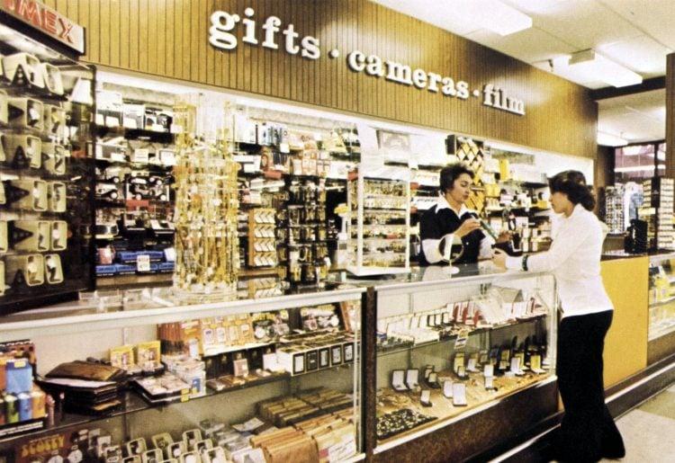 Old Safeway supermarket - 1977 - 6-001