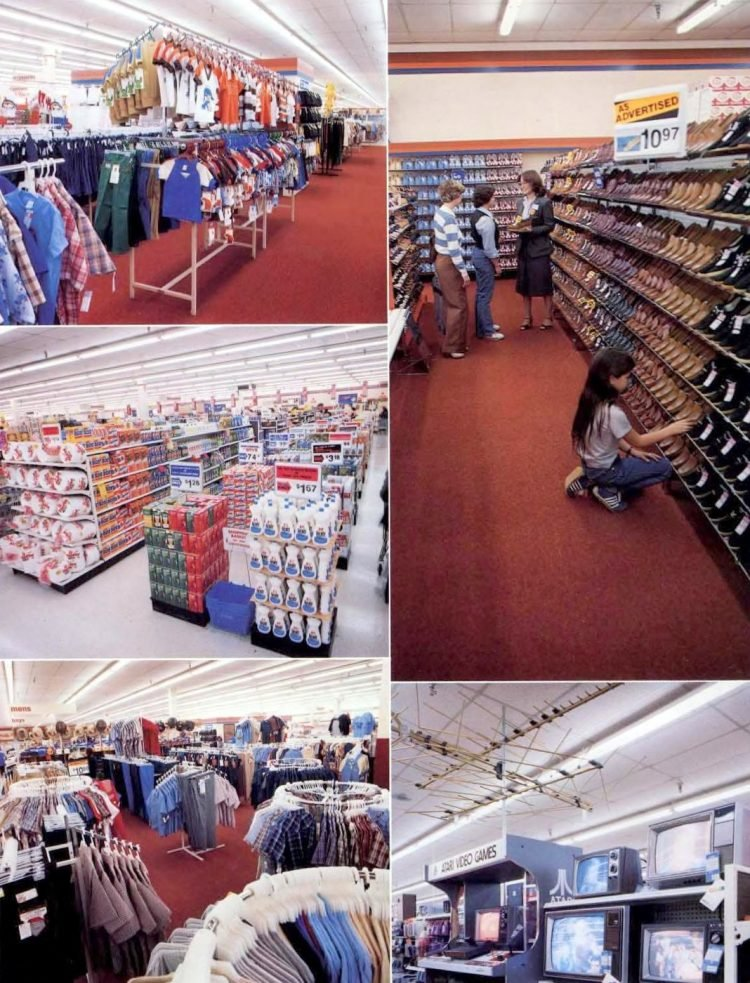 Old Wal-Mart stores in the 80s - 1982 (1)