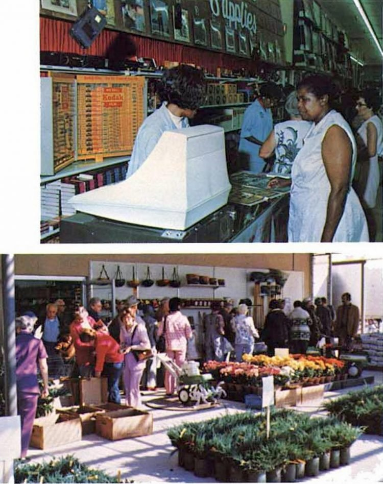 Old Wal-Mart stores in the seventies - 1977 (5)
