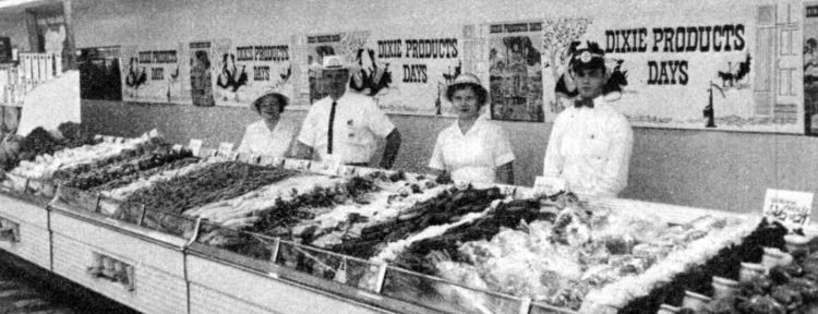 Old Winn-Dixie grocery store - 1961 3
