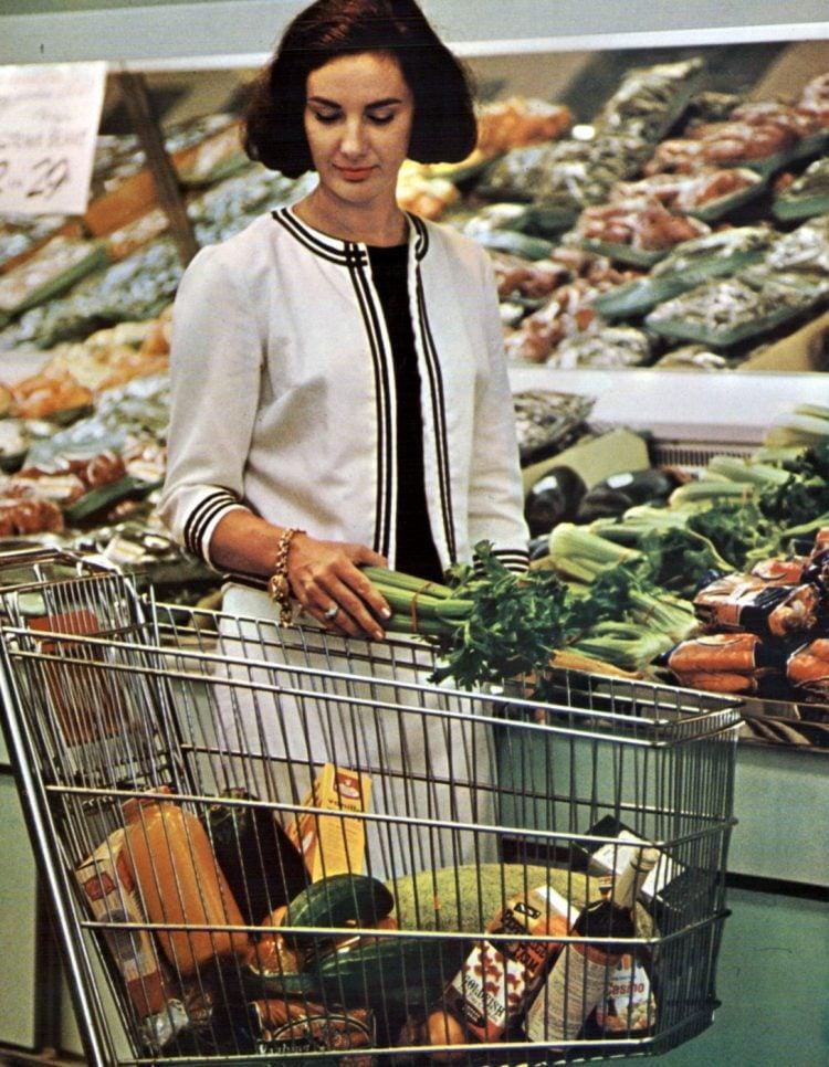 Old Winn-Dixie grocery store - 1963 23