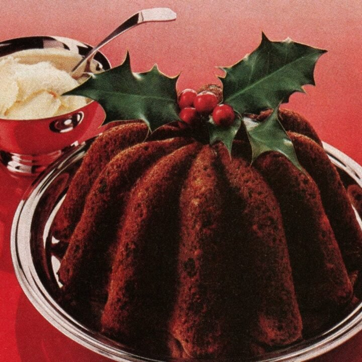 Old-fashioned Christmas recipes for classic carrot pudding coconut joy cookies