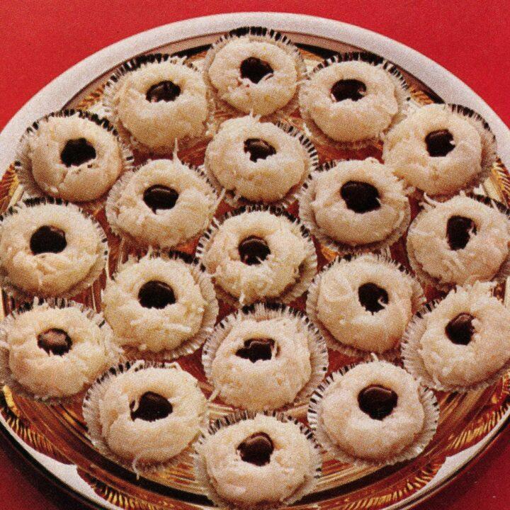 Coconut Joy Cookies No Bake Recipe