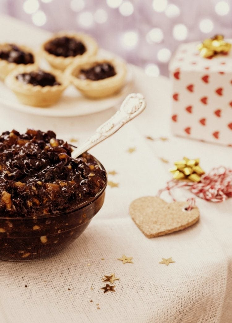 Old-fashioned New England mincemeat recipes