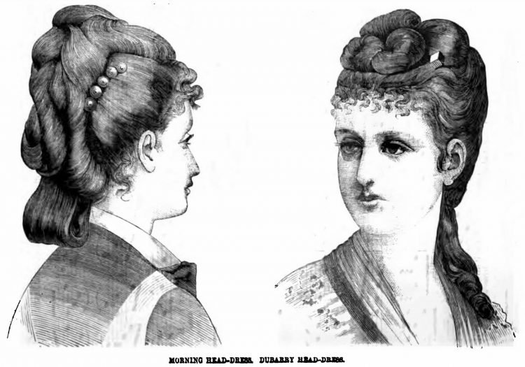Old-fashioned Victorian hairstyles from 1876 (11)
