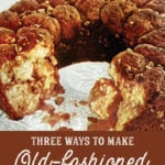 Old-fashioned monkey bread recipes at Click Americana