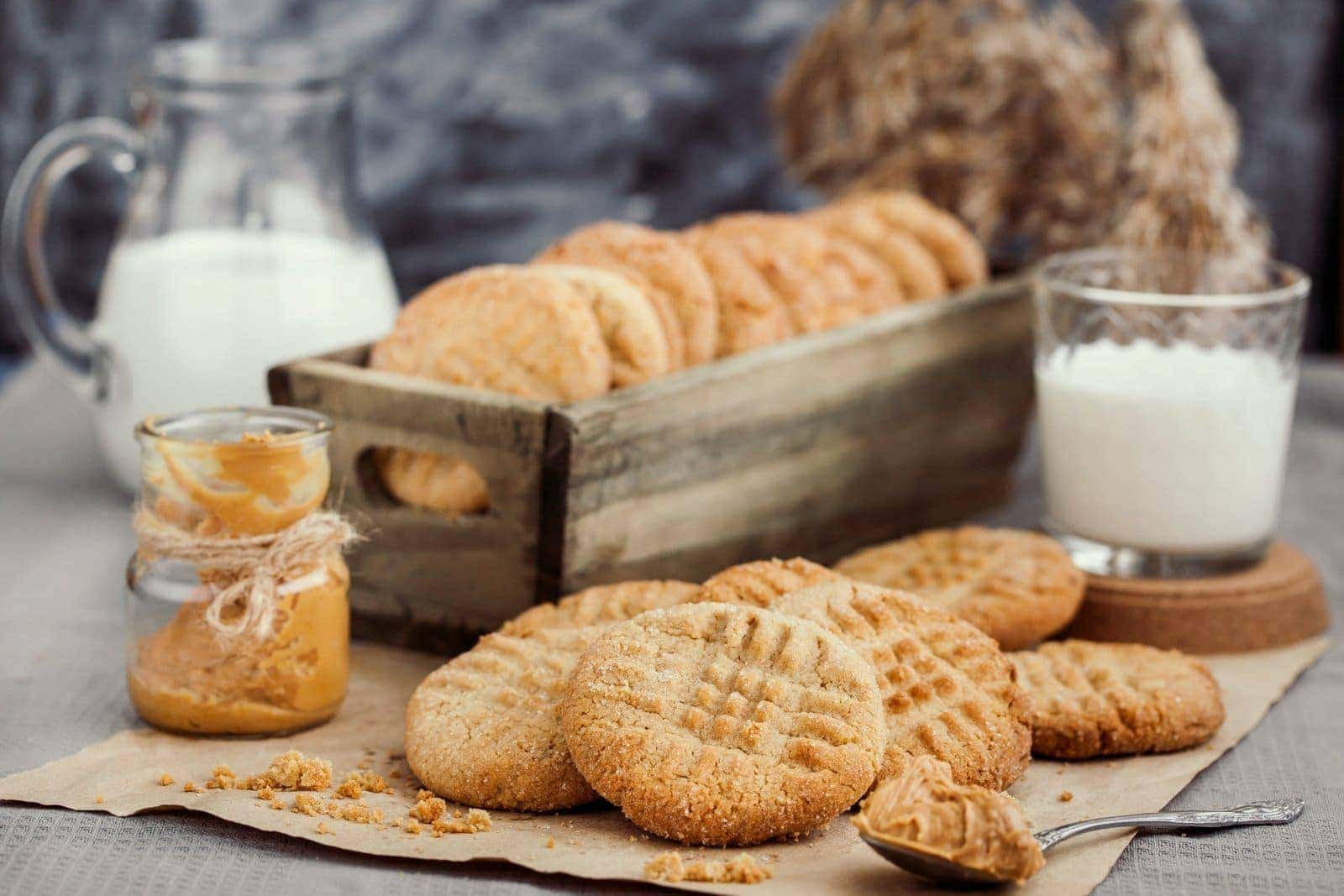 ld-fashioned peanut butter cookie recipes