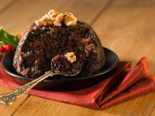 Old-fashioned plum pudding recipes