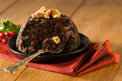 Old-fashioned plum pudding recipes