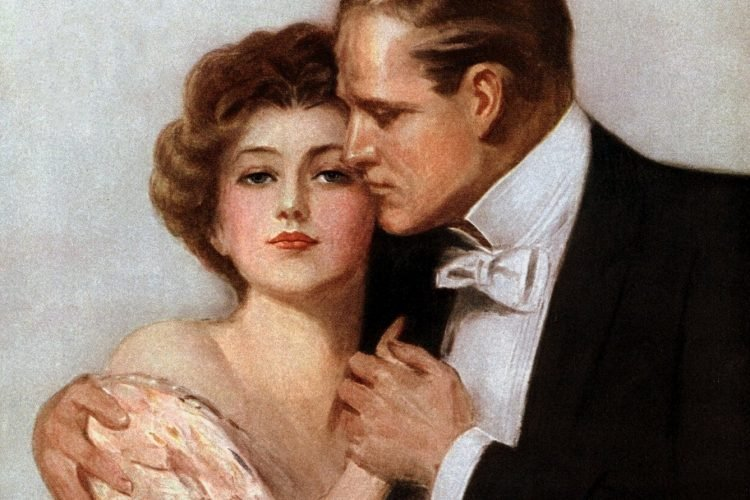 Old-fashioned rules for a happy marriage (1913)