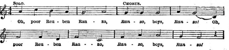 Old sea shanties remembered in 1895 (3)