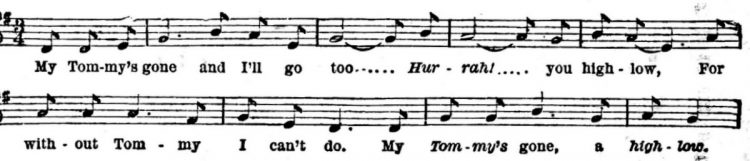 Old sea shanties remembered in 1895 (4)