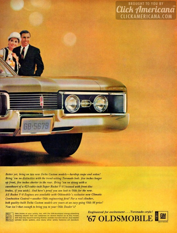Olds Delta 88 for 1967-1966 ad (1)