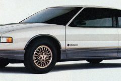 Oldsmobile 1988 1989 Cutlass Supreme