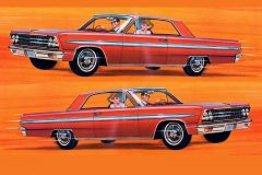 Oldsmobile Jetfire - See the first-generation of this classic compact car (1961-1963)
