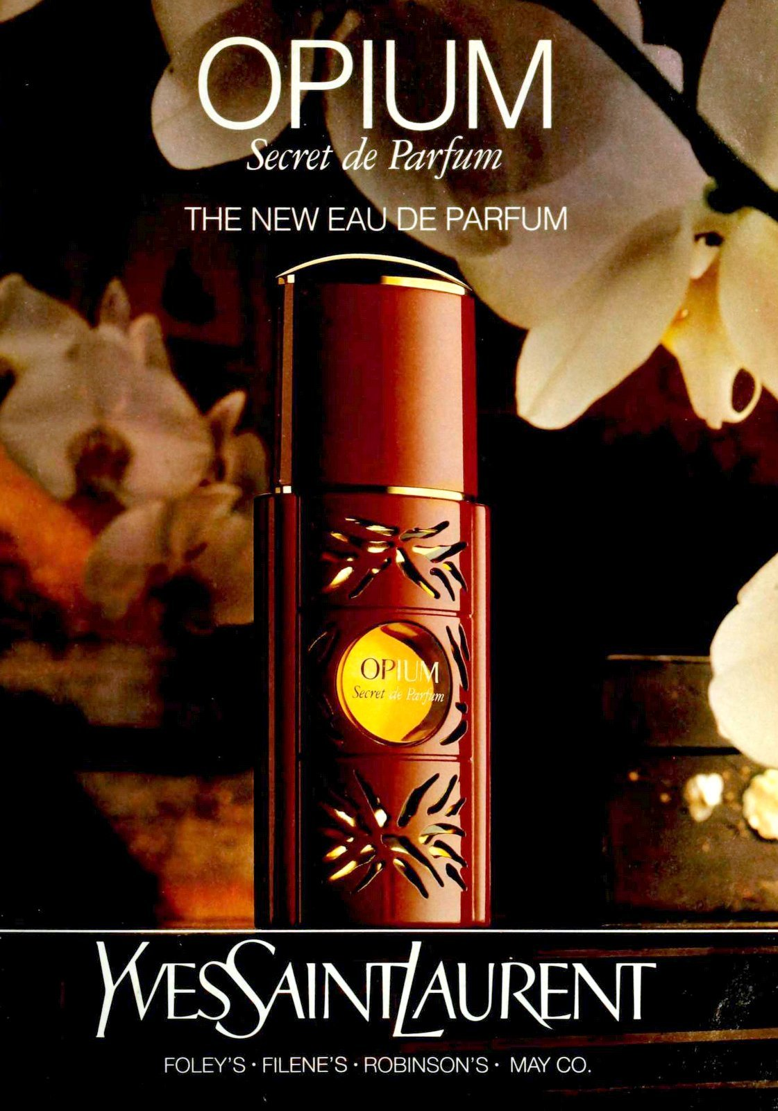 Opium eau de parfum from Yves Saint Laurent (1993) at ClickAmericana.com