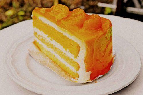 Orange cake, filling & frosting recipes (1912)
