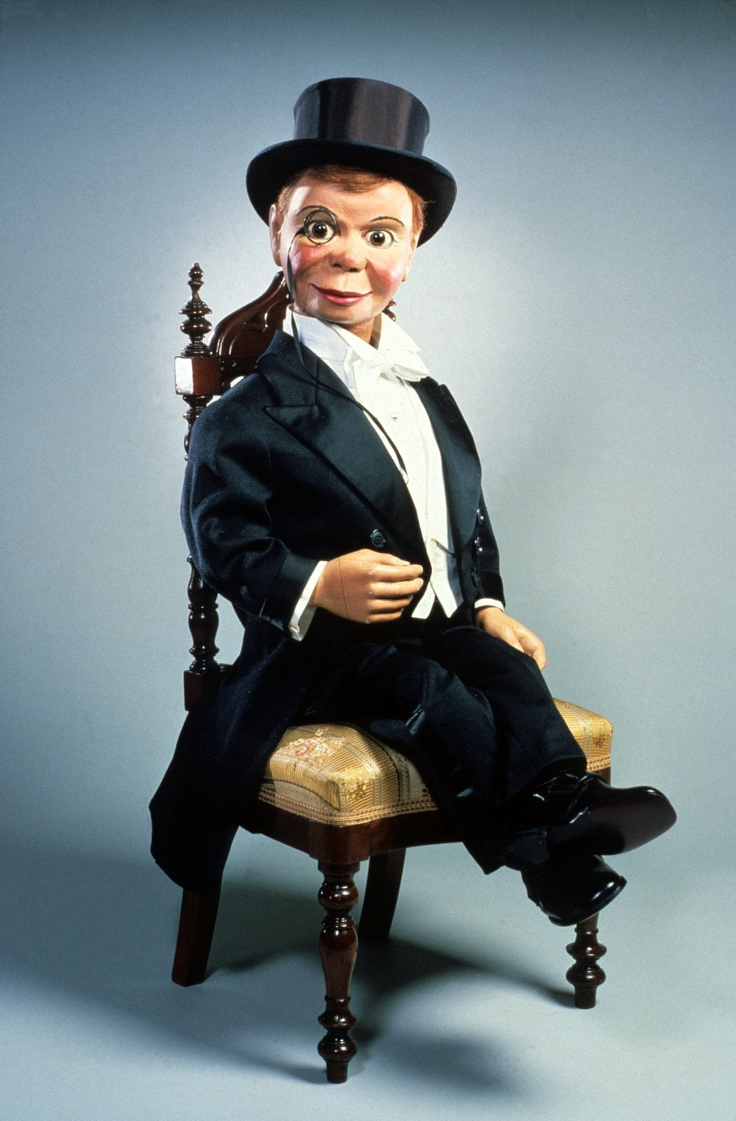 Original Charlie McCarthy dummy