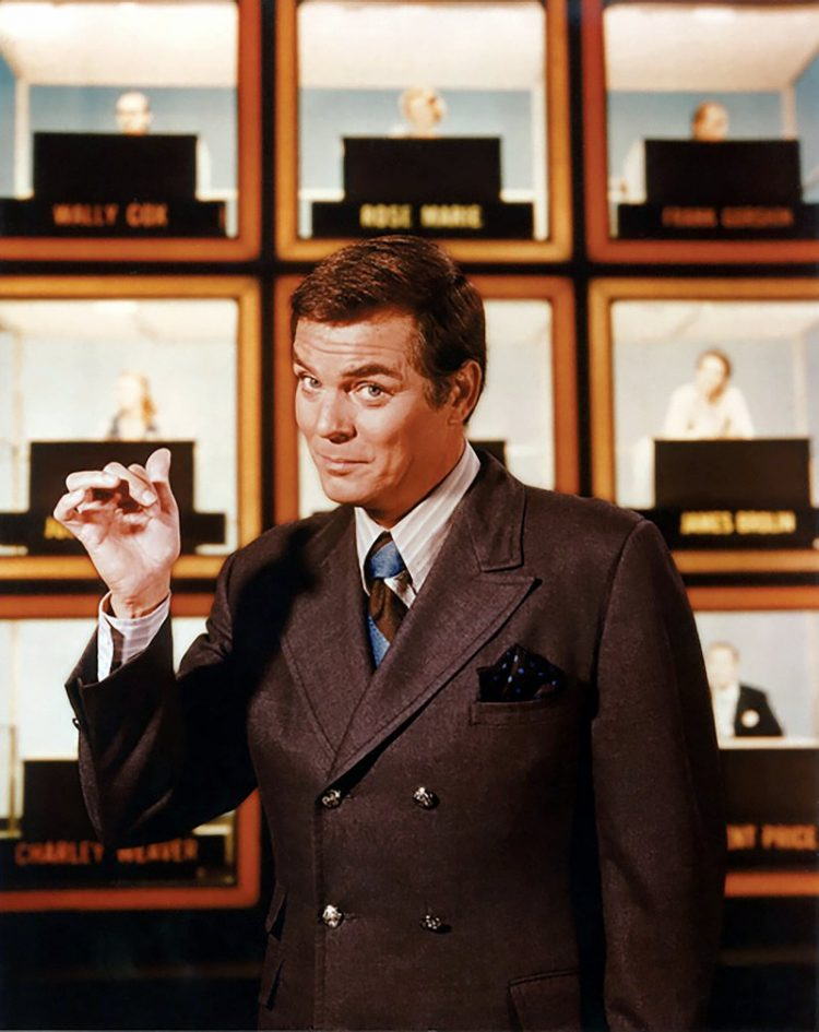 Original Hollywood Squares host Peter Marshall