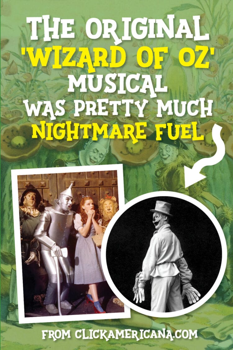 Original 'Wizard of Oz' Broadway musical