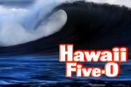 Original classic Hawaii Five 0 opening credits