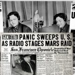 Orson Welles freaks out the country with 'War of the Worlds' (1938)
