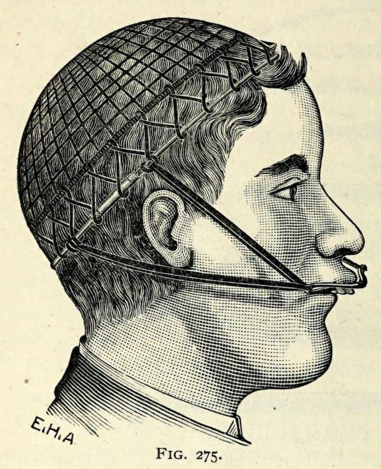 Orthodontists - Dentists in 1906 (1)