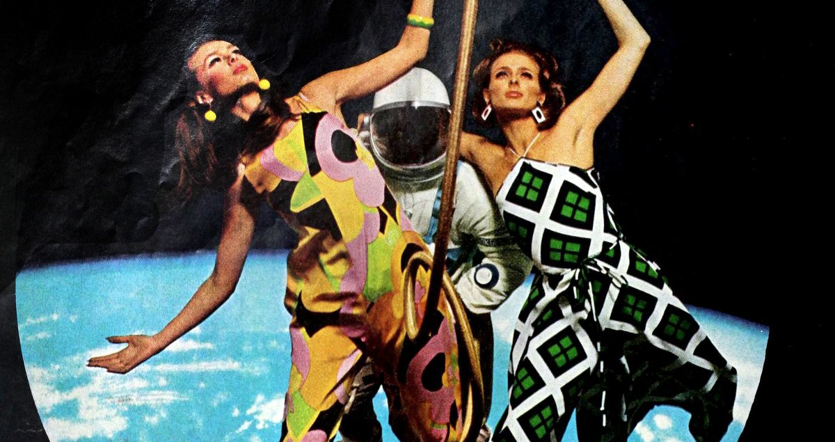 Out of this world outfits from 1966