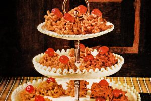 P-nutty butterscotch crunchies old-fashioned recipe
