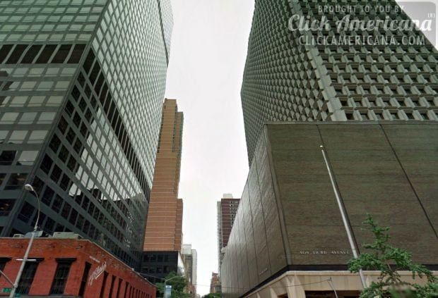 PJ Clarke's in NYC-915-3rd-skyscrapers