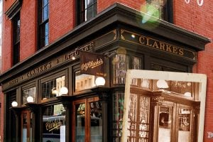 PJ Clarke's saloon in NYC