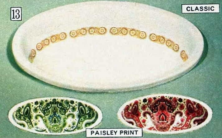 Paisley print sinks from 1968
