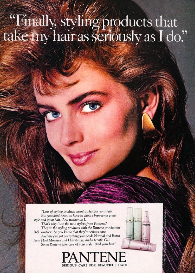 Pantene Paulina 1987