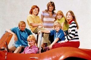 Partridge family cast c1972