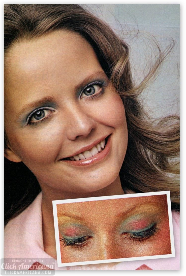 Pastel eyeshadow how-to from 1972 (2)