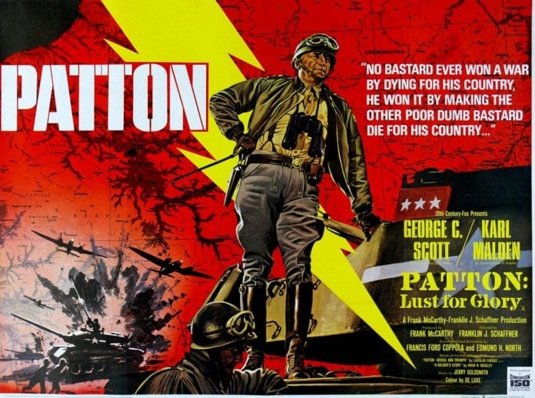 Patton movie 1970