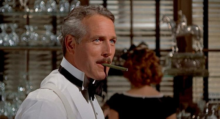 Paul Newman - The Sting classic film