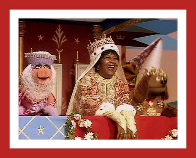 Pearl Bailey in The Muppet Show
