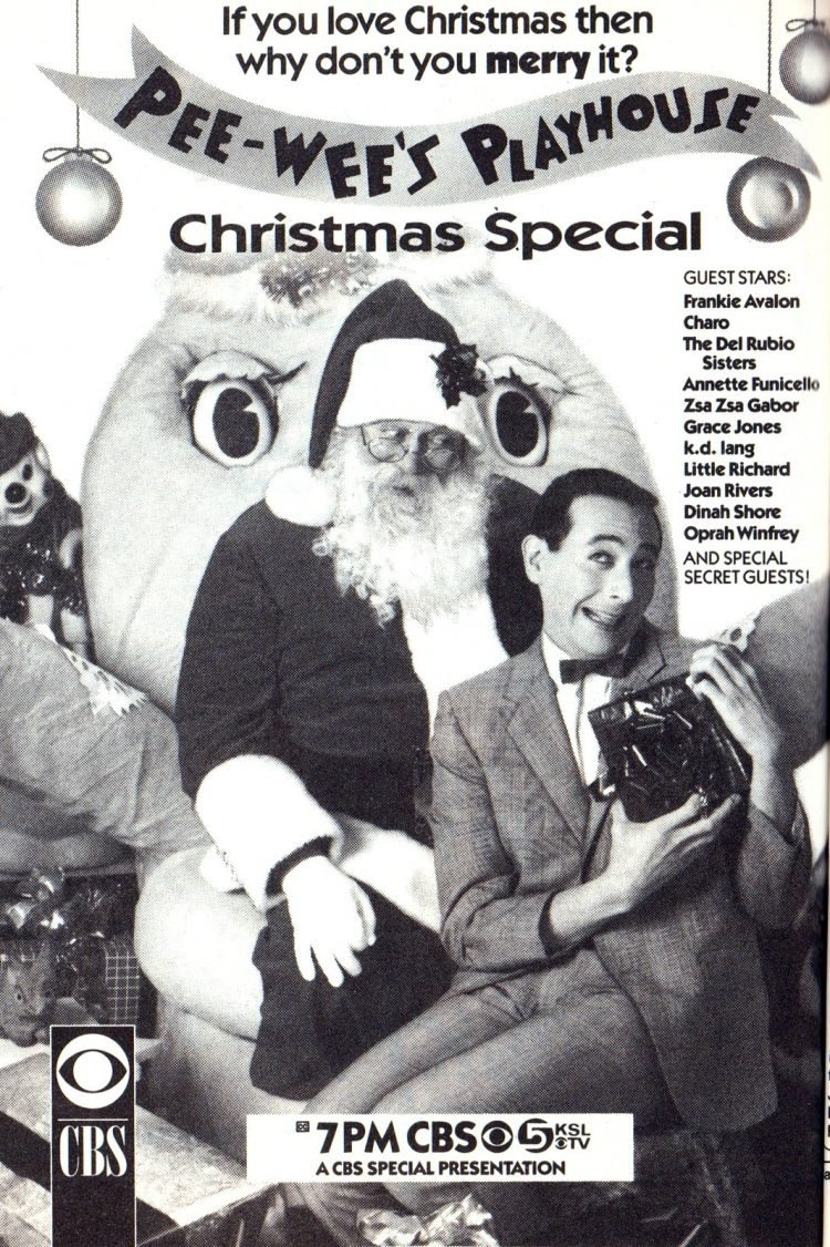 Pee-wee's Playhouse Christmas Special 1988