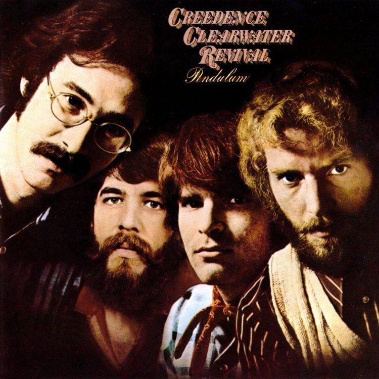 Pendulum - Creedence Clearwater Revival album 1971