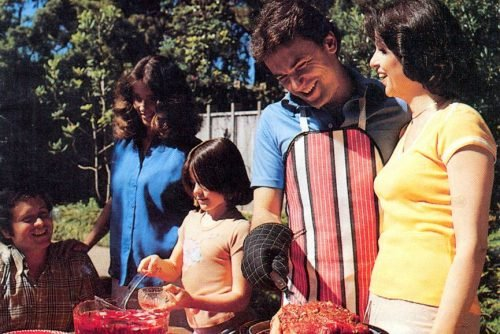 Perfect picnic ideas from the 70s