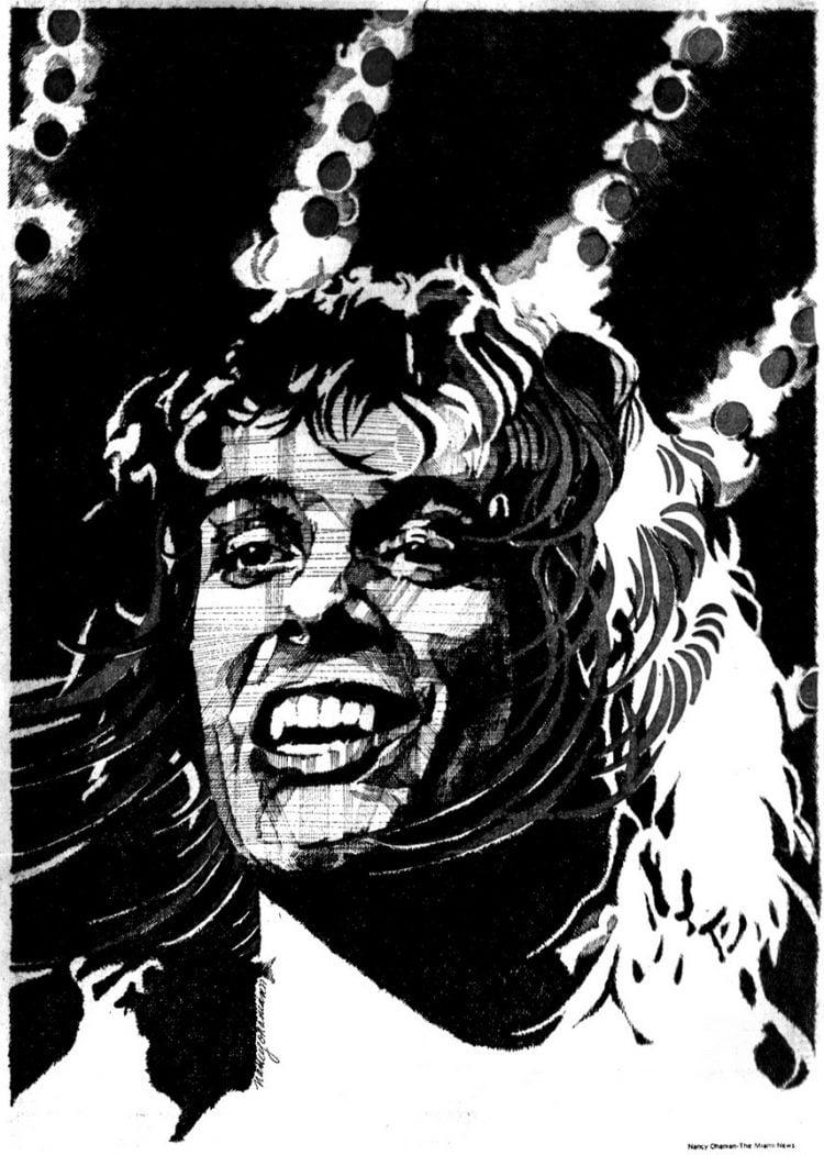 Peter Frampton by Nancy Chapman for the Miami News 1977