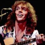 Peter Frampton onstage 1976