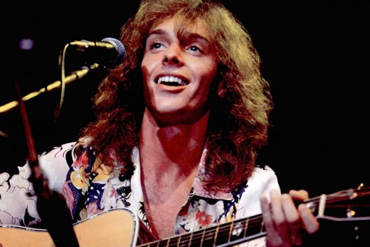 Peter Frampton tells how he finally found success with
